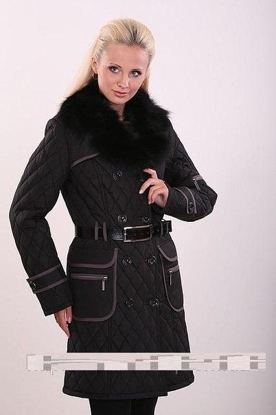 Зимнее пальто Фортуна.