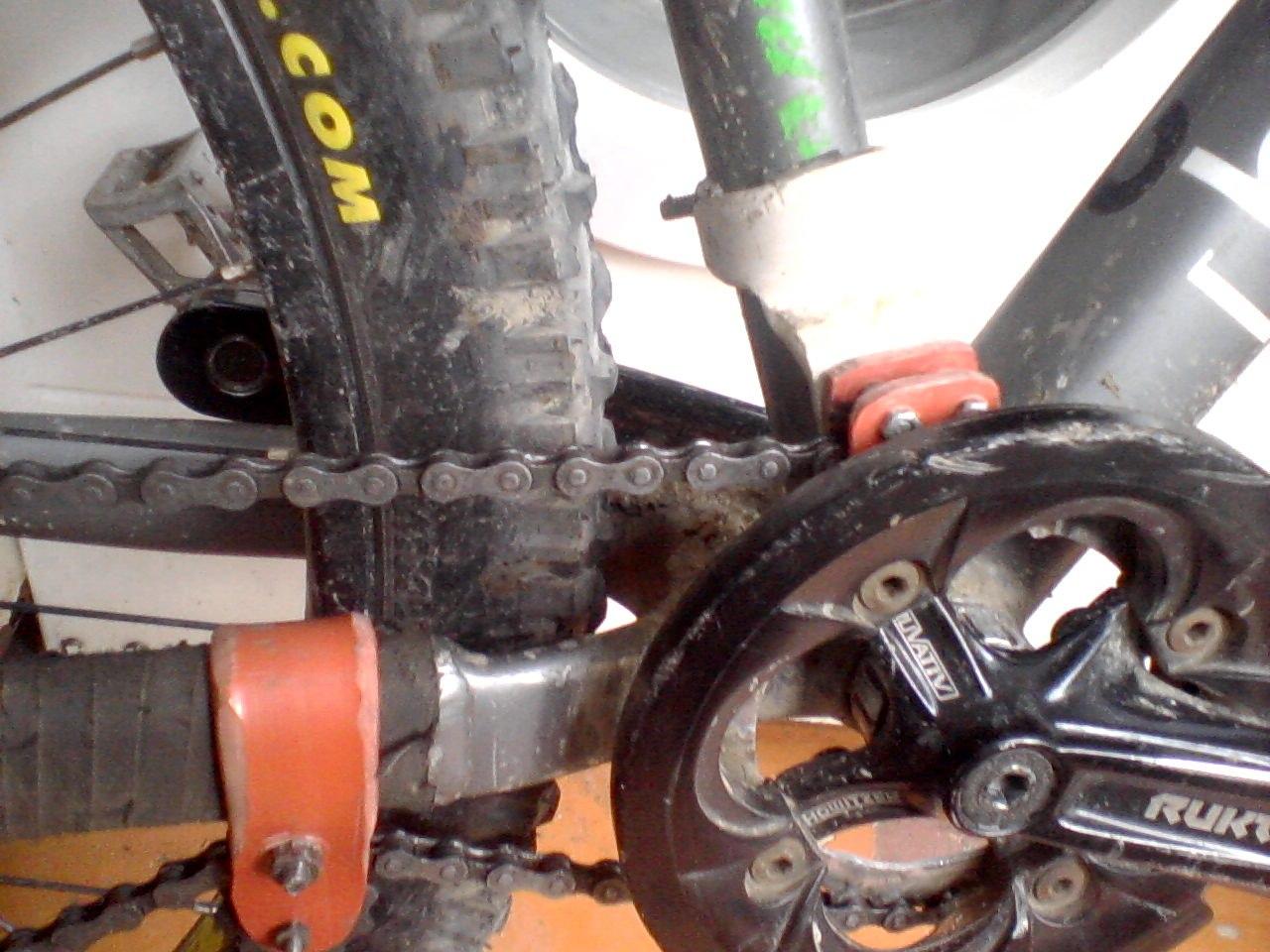 Как сделать цепь на мотоцикл