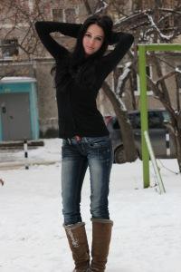 Кристина Гаврилина, 3 февраля 1958, Екатеринбург, id162260303