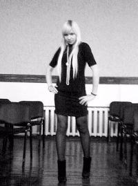 Екатерина Колесникова, 25 сентября 1993, Зеленокумск, id110100209