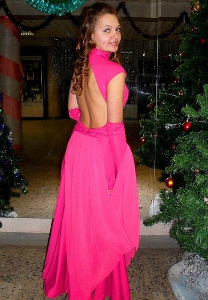 Мои фотки на новогодней вечеринки для сайта winx!