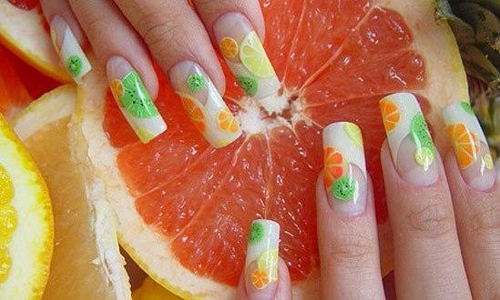 Нарощенные ногти фото нарощенных фото