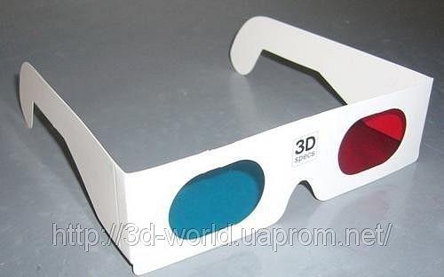 Вчера купил National Geographic, а там - 3d-очки в подарок и довольно...