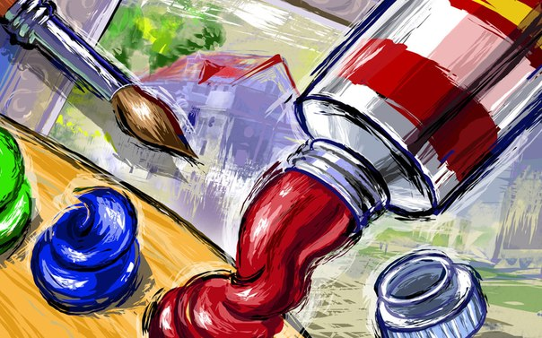 мастер-классы по живописи для