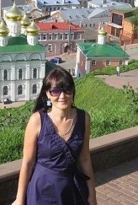 Оксана Козинец, 23 июня 1974, Нижний Новгород, id105245547