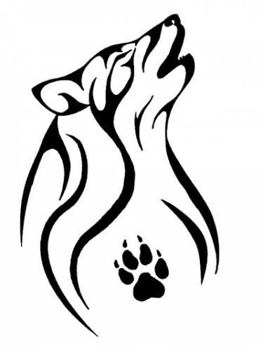 Kostya wolf рисунки волков