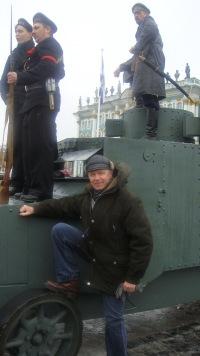 Виктор Касаткин, 23 февраля 1990, Санкт-Петербург, id151267888