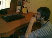Илья Никин, 2 марта 1998, Санкт-Петербург, id158822454