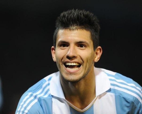 Sergio Kun Aguero