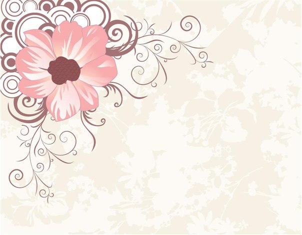 Блестящие картинки и рисунки цветов, мерцающие букеты.