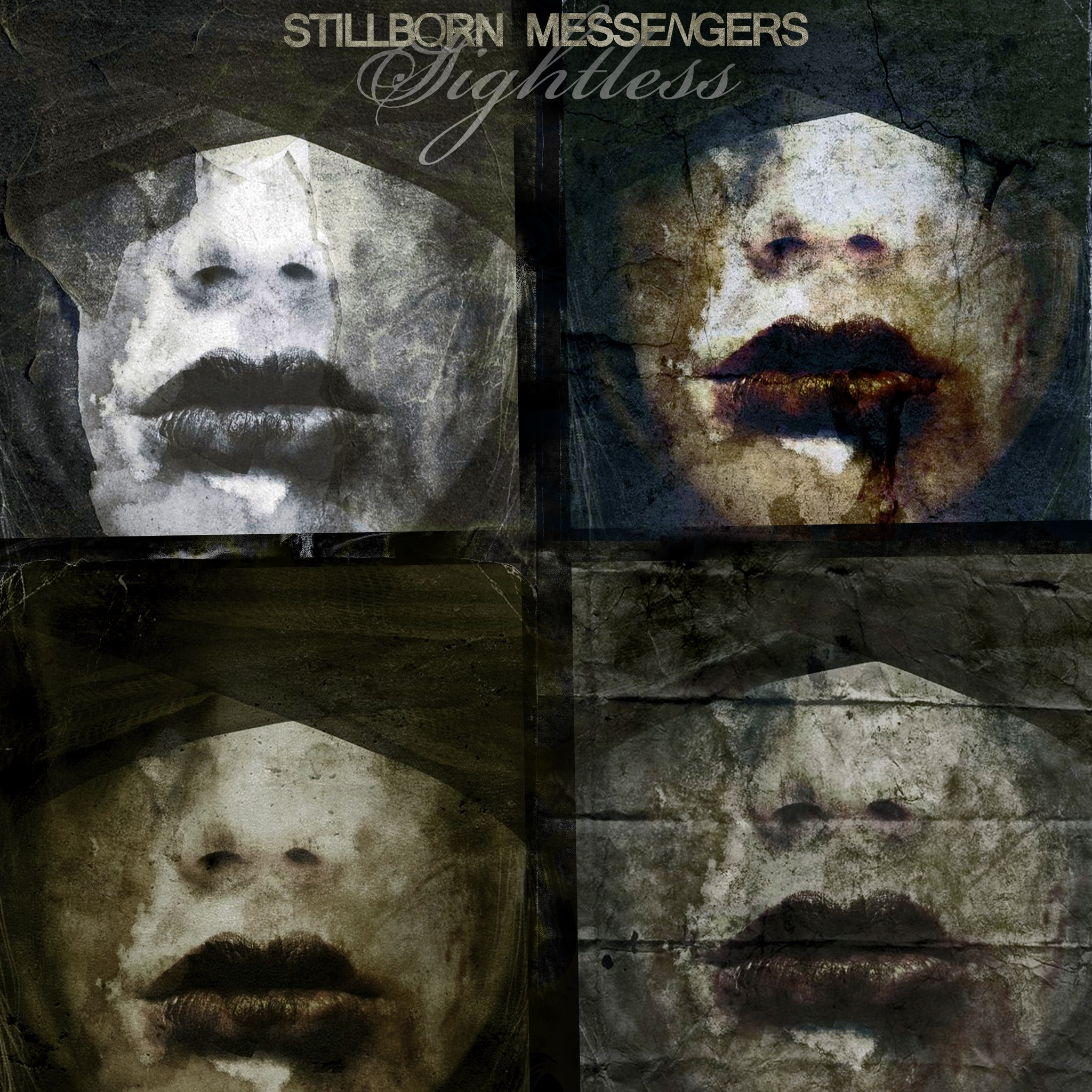 Stillborn Messengers - Sightless [EP] (2012)