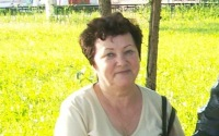 Валентина Троц-Никитина, 8 июня 1947, Нижневартовск, id163160378