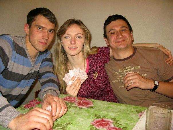 Серьогина дача, граємо в покер