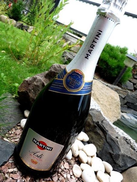 Предлагаю пополнить запас вкуснейшего итальянского шампанского.