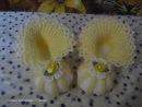 Вязание пинеток зайчики спицами схемы. вязание пинеток зайчики спицами