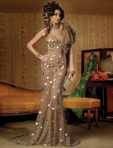 Фото восточных вечерних платьев