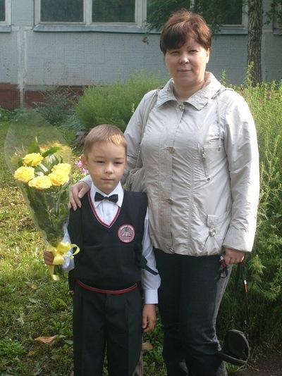 Анна Абакумова, 8 июля , Новосибирск, id19649165