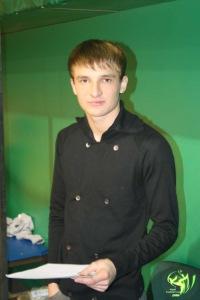 Павел Кистанов, 6 октября 1993, Санкт-Петербург, id107708092