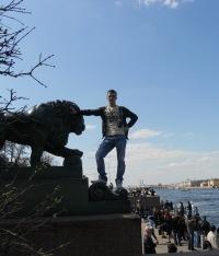 Сергей Титов, 23 сентября 1988, Санкт-Петербург, id148197586