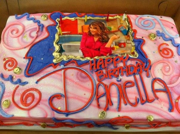 С днем рождения даниэла картинки, картинки