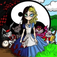Категории: КартинкиAmerican McGee`s Alice.