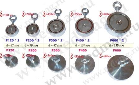 Продам поисковые магниты, Супермагниты (NdFeB)