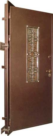 заказать и поставить железную дверь серпухов