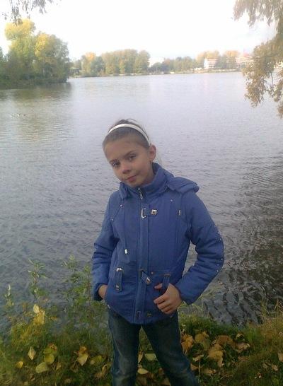 Анастасия Дрягина, 13 ноября 1997, Челябинск, id208156066