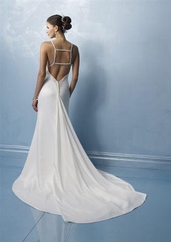 Платья с вырезом на спине (45 фото.
