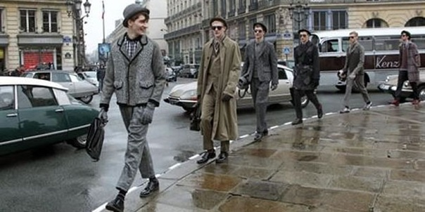 Новая статья на сайте: Тренды / Парижский стиль. www.mens-style.ru.
