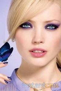 Красивые мужчины с голубыми глазами