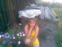 Анюта Хафизуллина, 12 июля 1985, Тобольск, id166026822