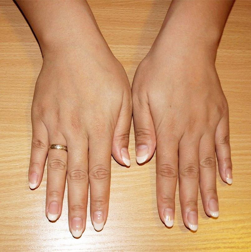 Ногти самоучка