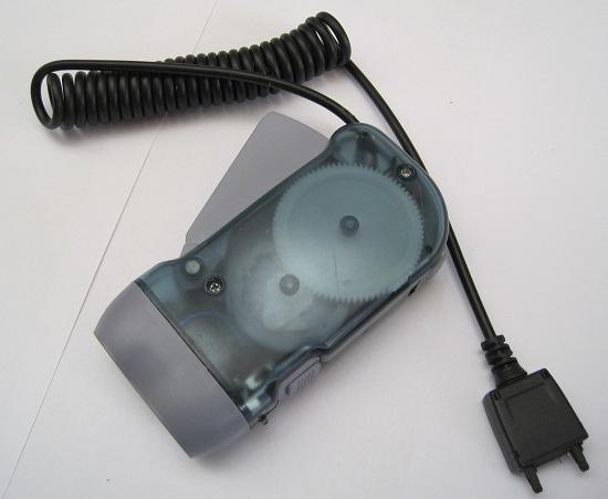 Походная зарядка для телефона
