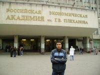 Данияр Абакиров, Бишкек