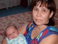 Таня Малютина, 3 февраля , Кемерово, id110716529