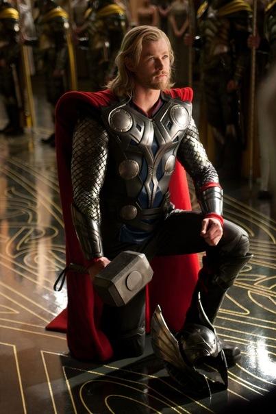Thor Movie Chris Hemsworth Training