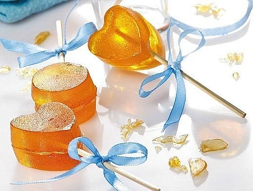 Как сделать конфеты карамель