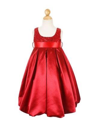 Нарядное детское черное платье сша