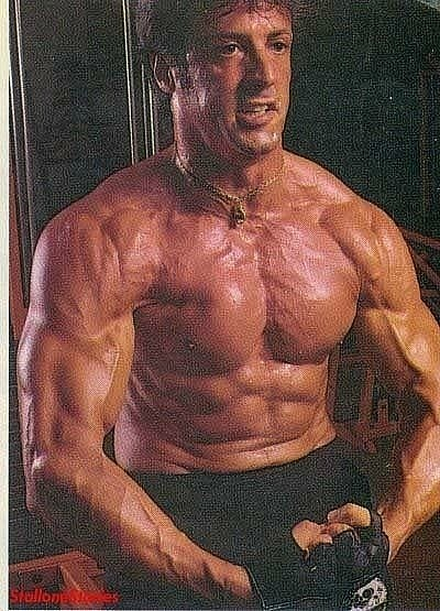 Сильвестр сталлоне стероиды как отличить человека который употребляет анаболики