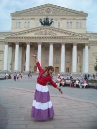 Аля Яблуновская, 24 октября 1991, Москва, id25648450