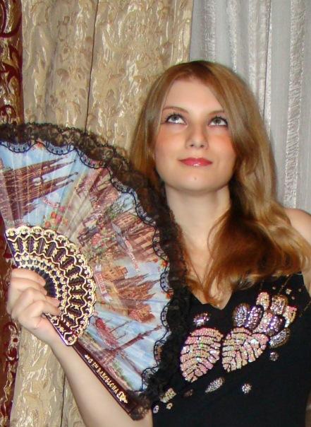 Евгения Абих