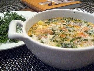 Финский рыбный суп с копченой семгой. wpid 1euXSWxNoEQ Финский рыбный суп с копченой семгой.