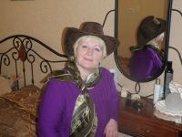 Татьяна Хадеева, 5 мая 1960, Надворная, id164351199