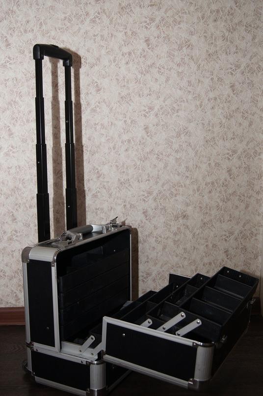 Ящик/чемодан/сундук для косметики и украшений.