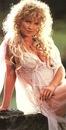 Греческая богиня красоты и любви; согласно более ранней легенде, родилась из крови оскопленного Кроносом Урана...