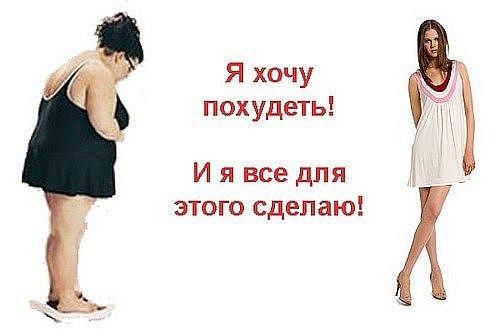Ну очень хочу похудеть