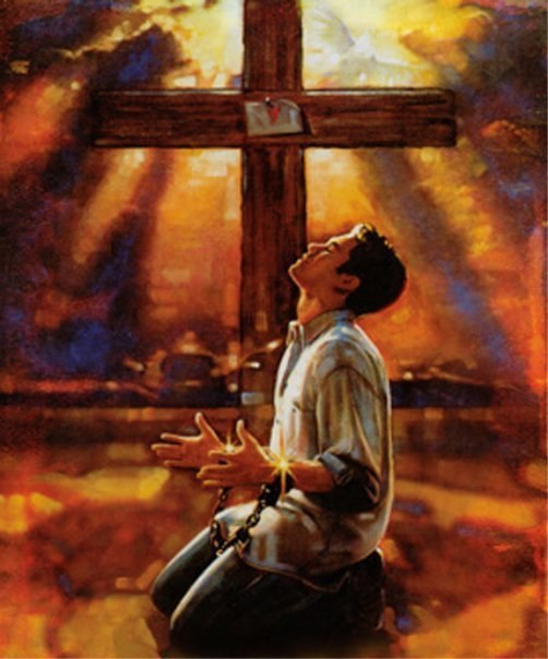L'Évangile c'est La Lumière qui appelle  à nous convertir pour devenir les Banquiers de Dieu. X_2f8d6c9d