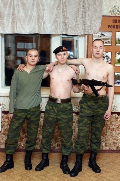 Семён Сергеев, 3 июня , Нарьян-Мар, id125620714