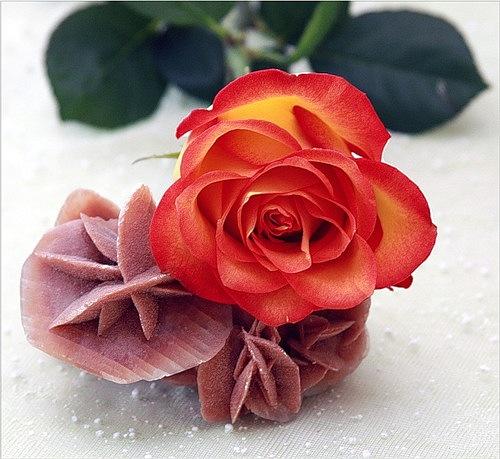 ✿ܓ Роза Пустыни...